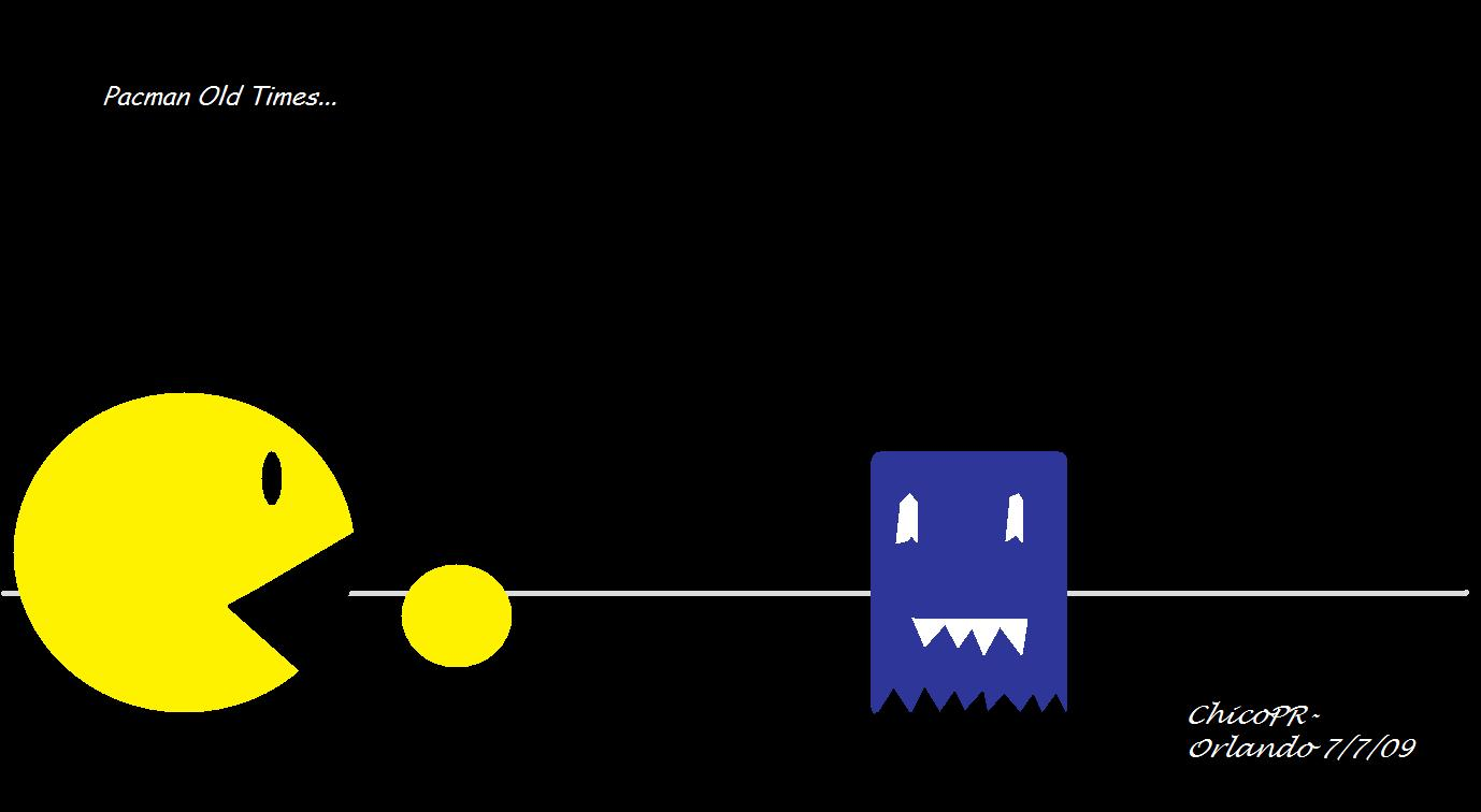 Pacman Old Times