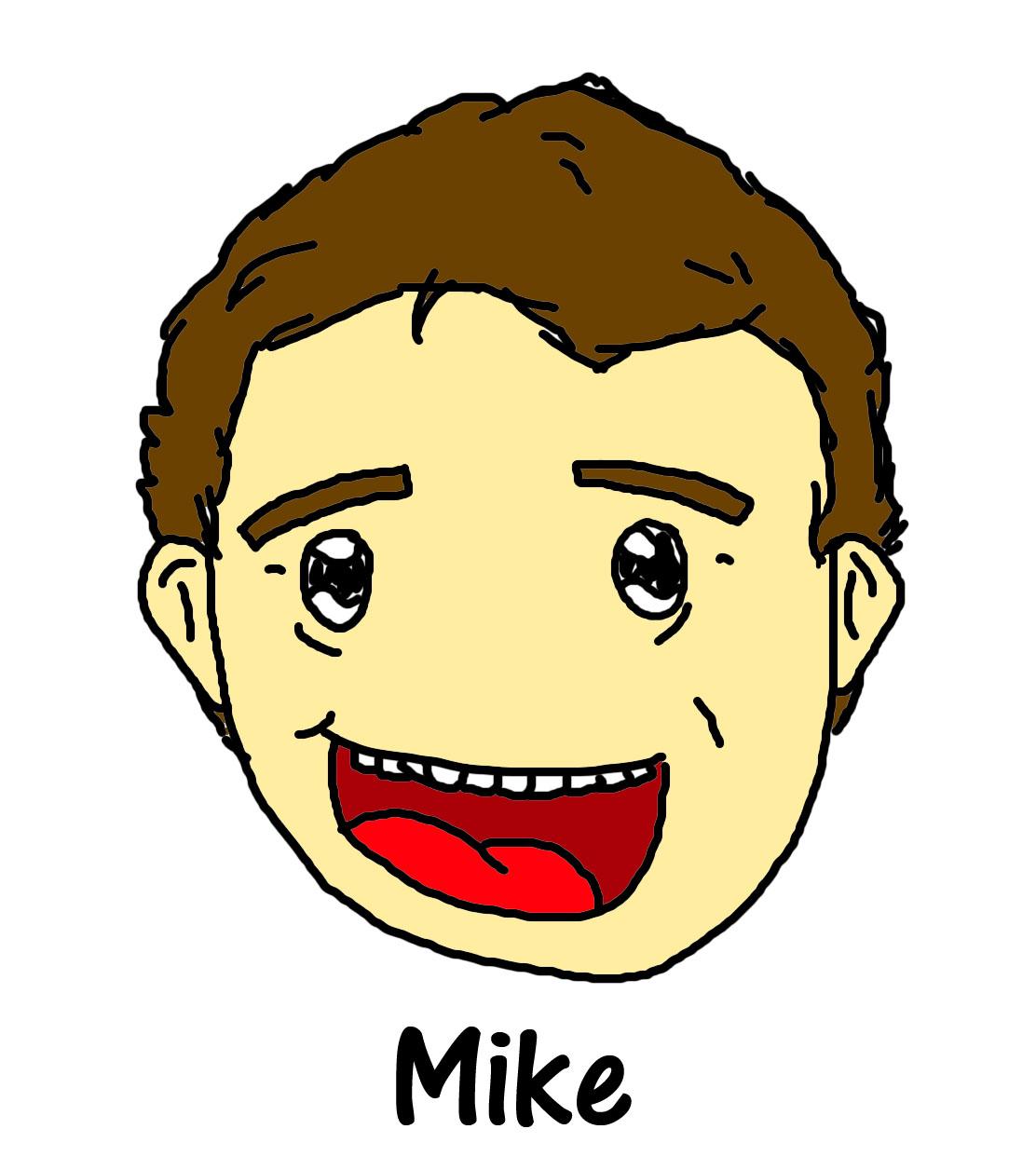 Me but cartooniseded