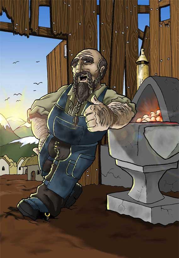 Forge Dwarf