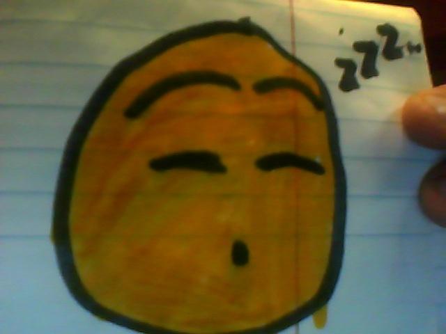 NG Emoticon: Sleepy
