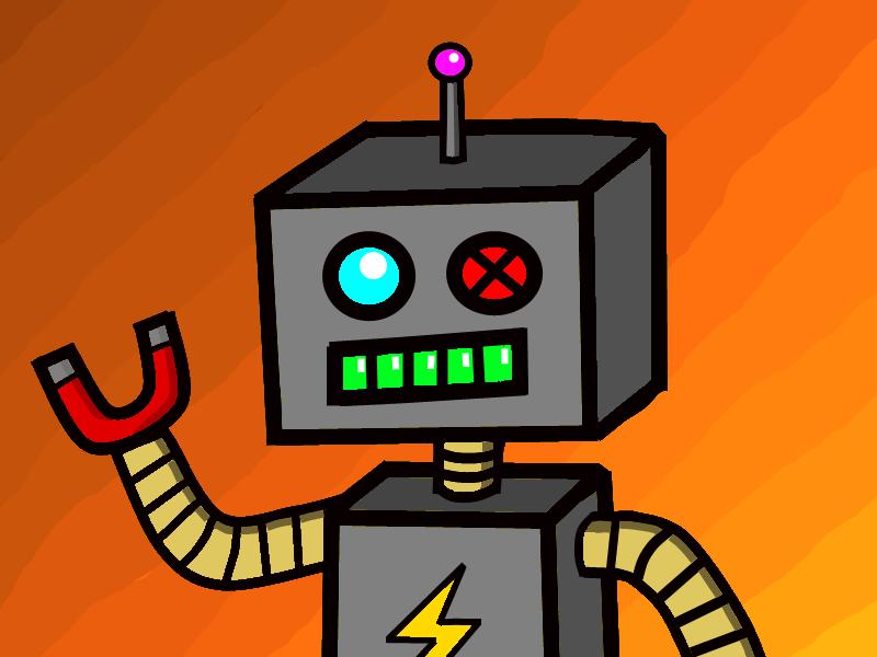 Howard the robot!