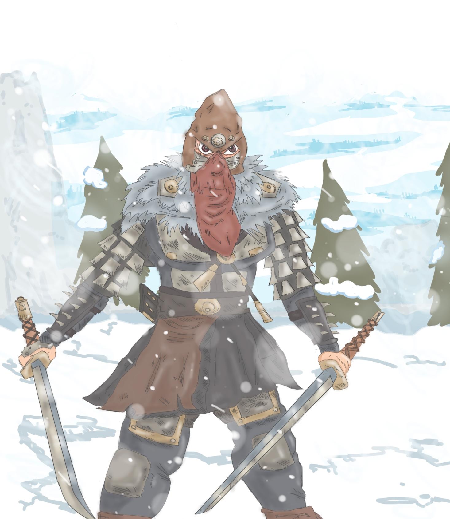 Solo Blizzard