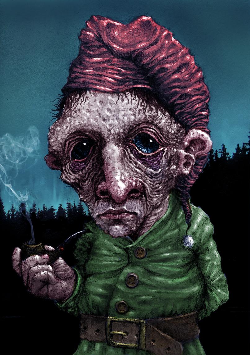 Herbert the gnome