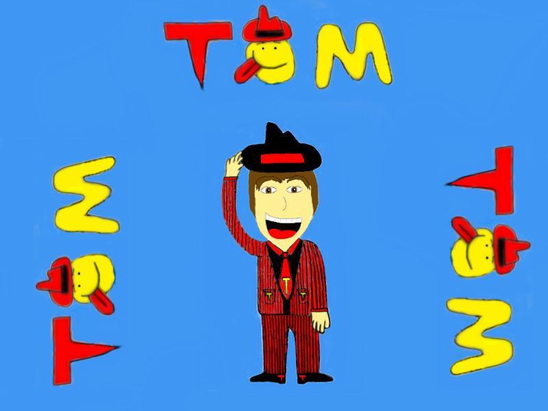 Secrete Agent Tom