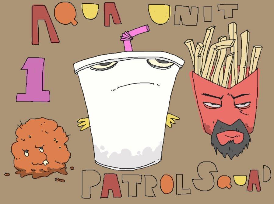 Ag- Agua Uoonit Patroal Skwad