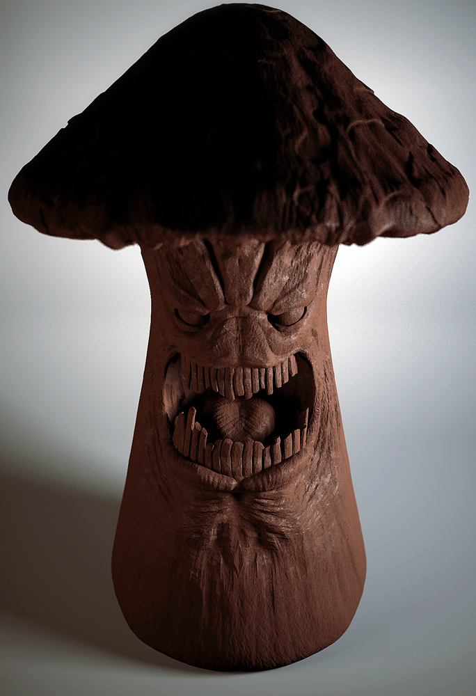Mushroom Render