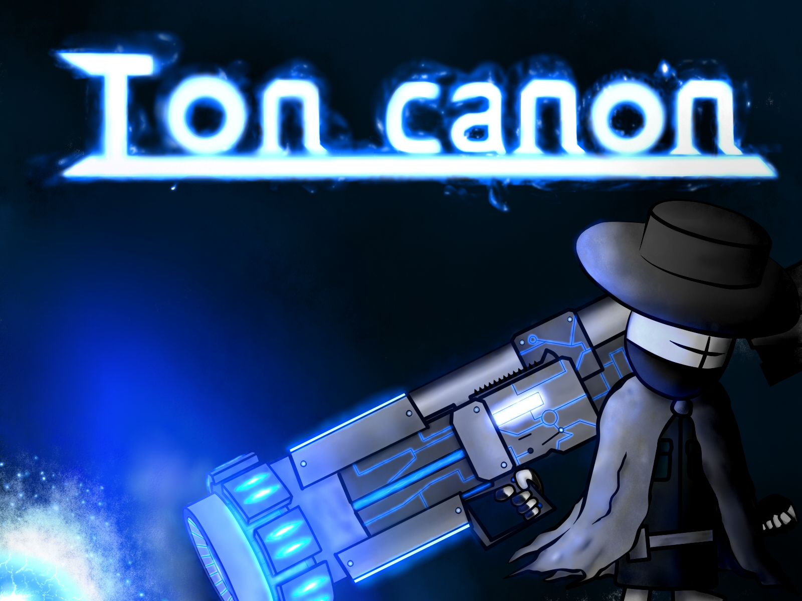 Ion canon