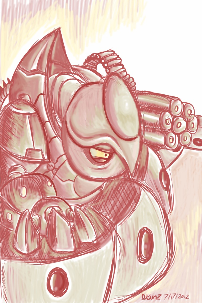 anouther war machine