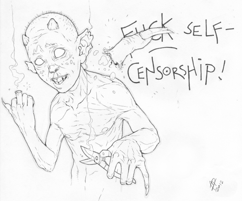 selfCensorship