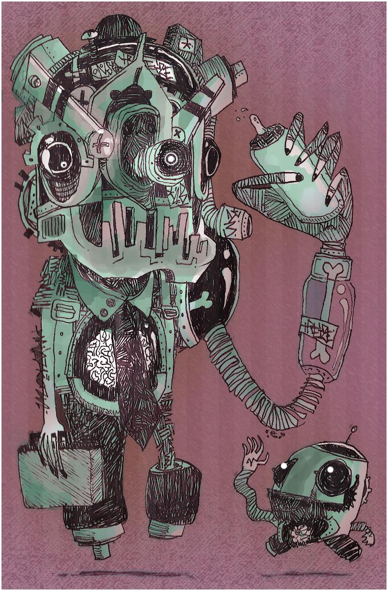Dad Robot