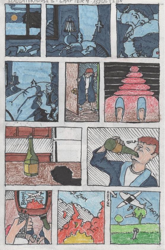 Slaughterhouse5 - Chap 4 Page1