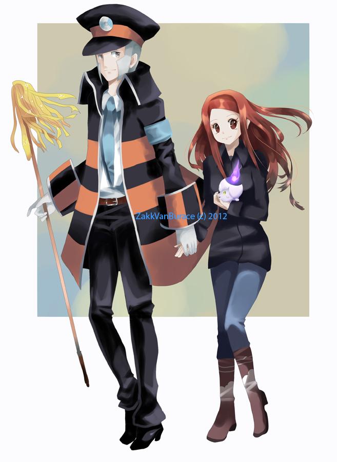 Irene and Ingo