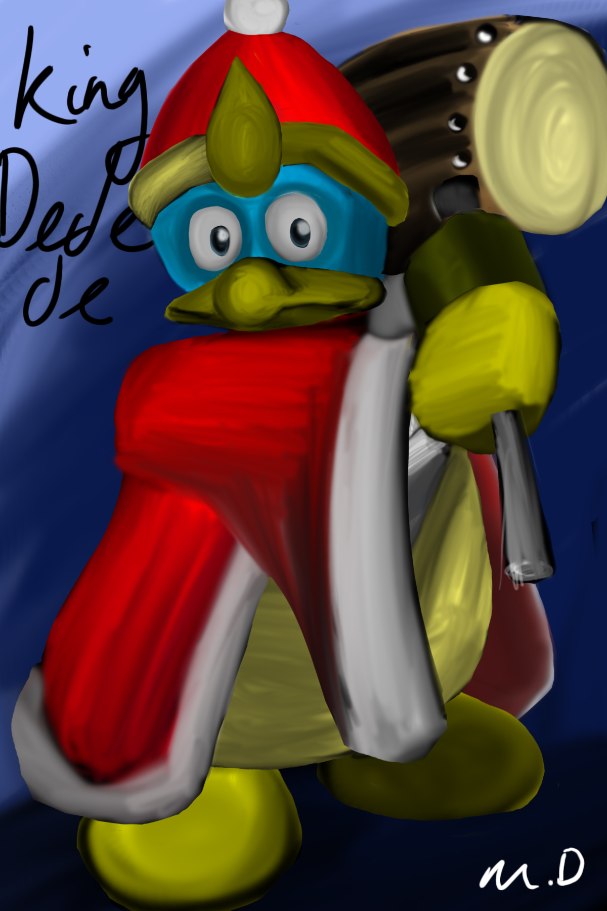 King Dedede :D