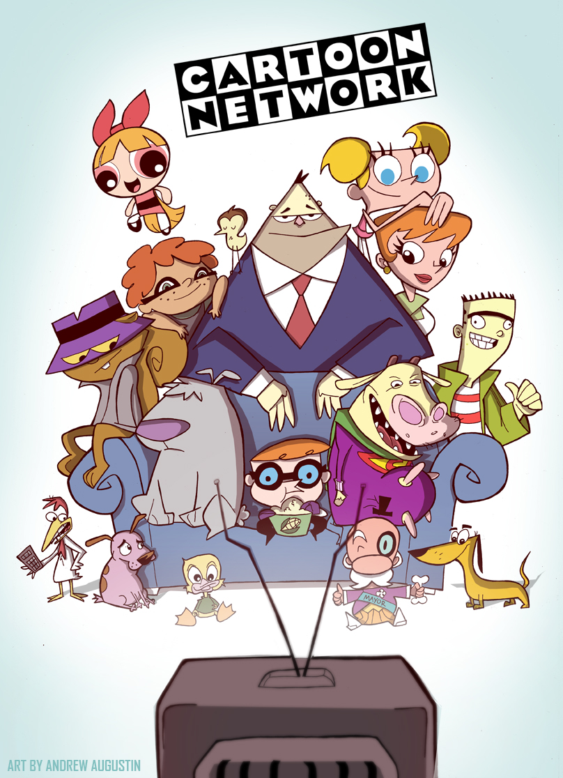 Cartoon Network!
