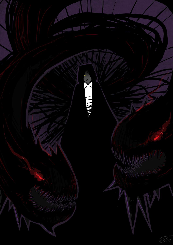 A dark illustration.