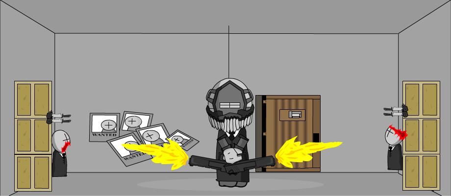 Madness : Penalty Chamber : 1