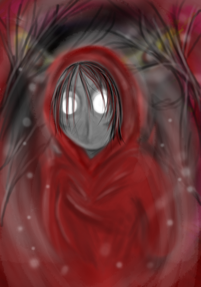Litlle Lost Riding Hood