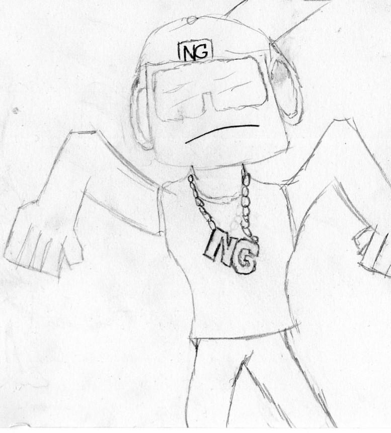 Newgrounds DJ (Rough Copy)