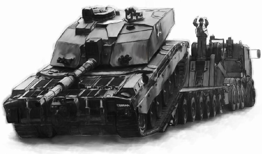 Tank Loading