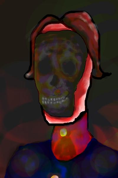faceless guy