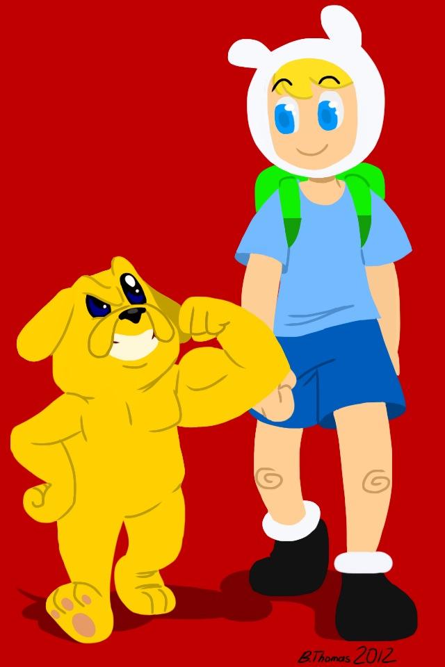 Finn n' Jake