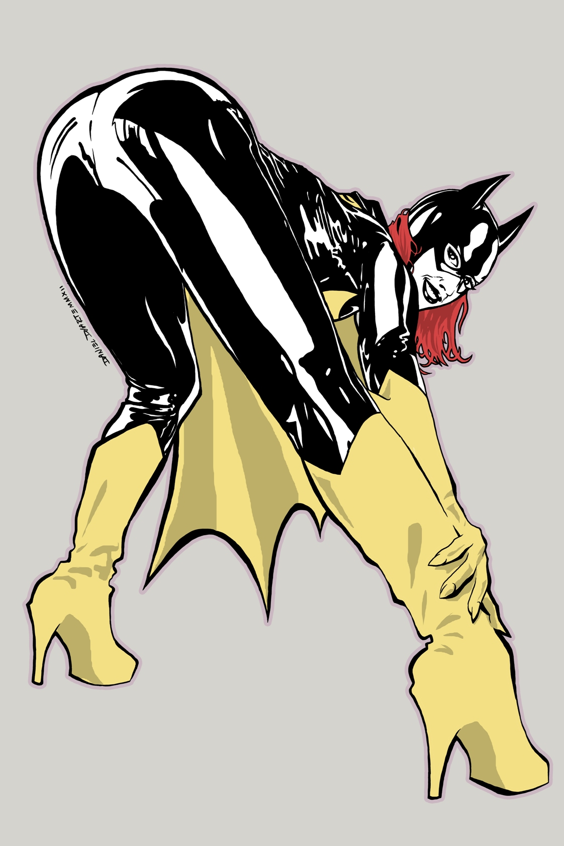 BAT ass!