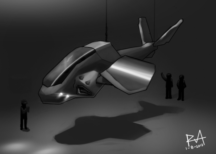 Prototype Airchopper