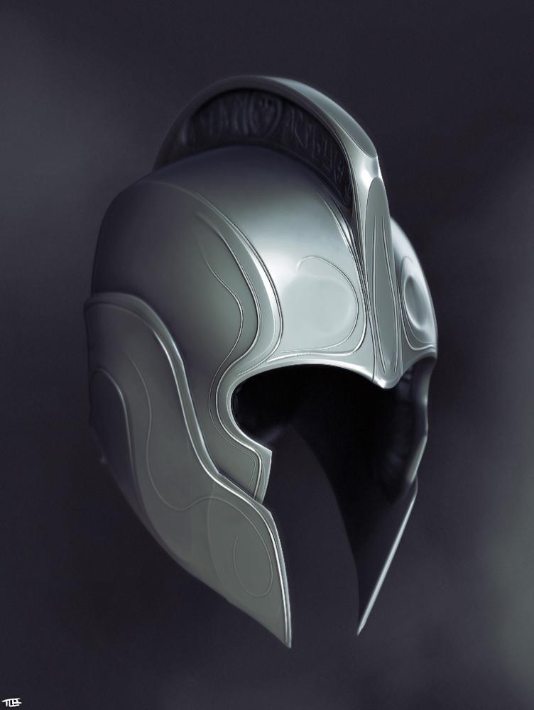 ZBrush Helm