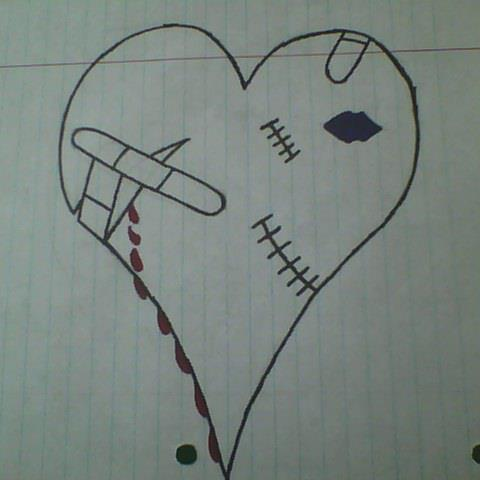 Patched-up heart