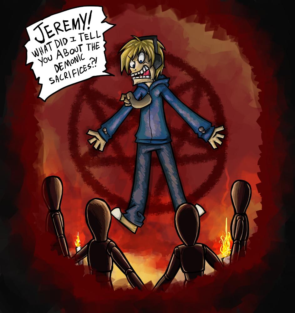 GODDAMNIT JEREMY