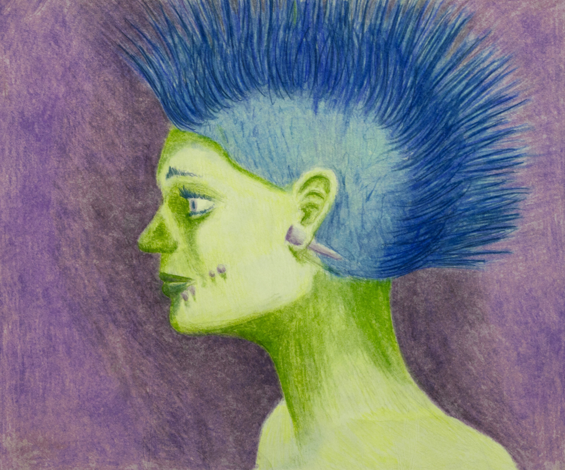 Punk Portrait