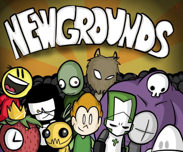Newgrounds Characters