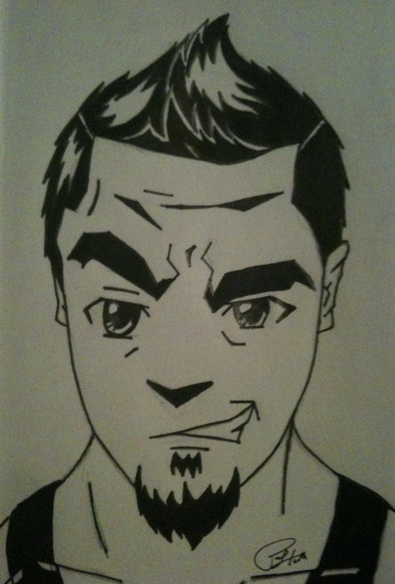 Perry Hull Manga