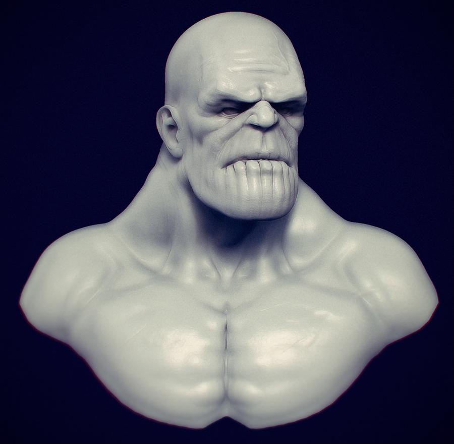 Thanos Clay