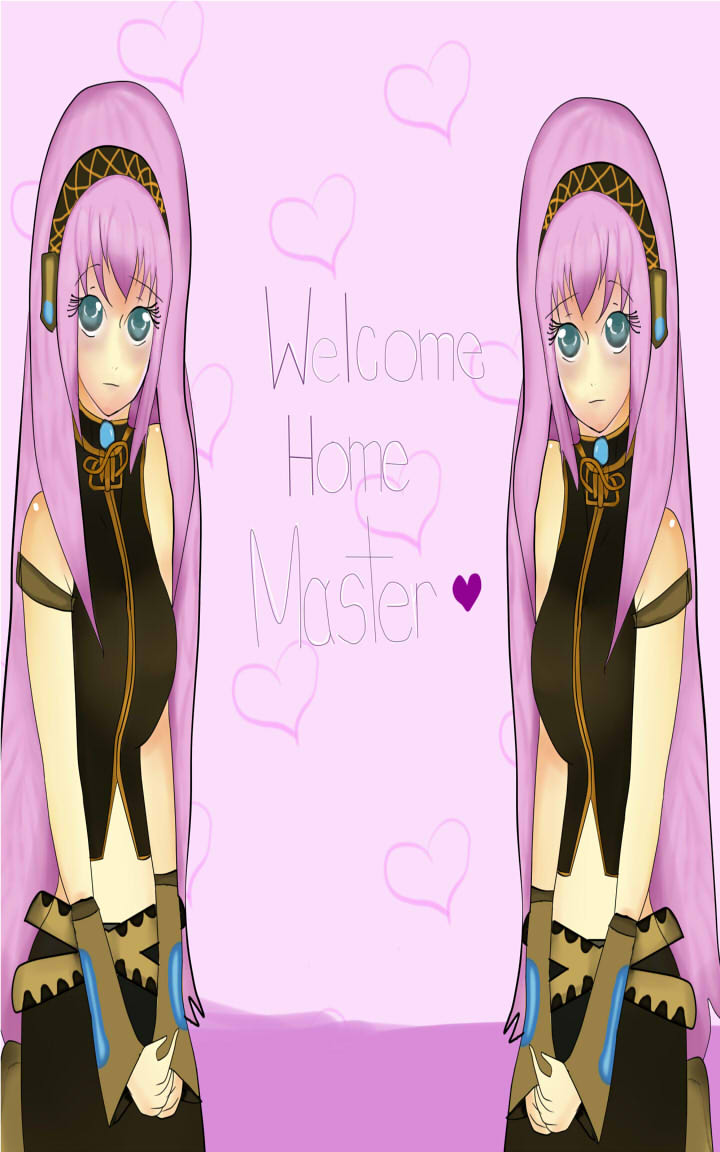 luka welcome home master