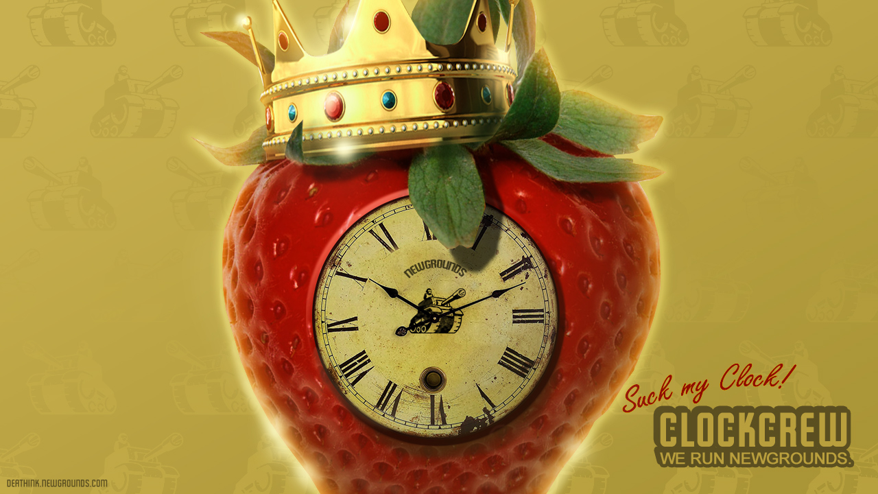 STRAWBERRYCLOCK