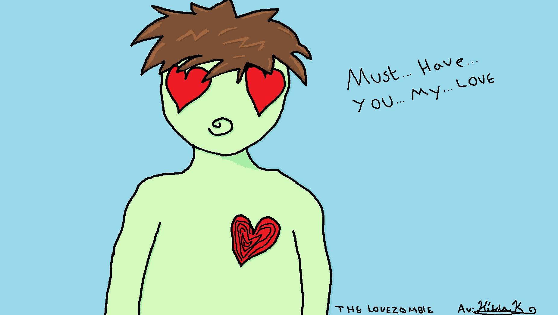 The Love Zombie