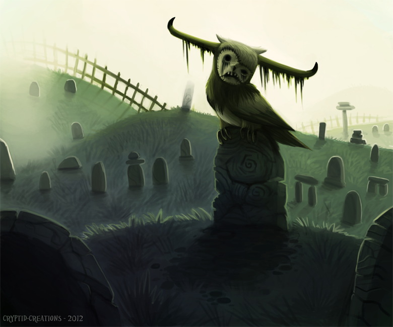 Graveyard Guardian - SP
