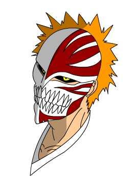 Ichigo: hollow mask