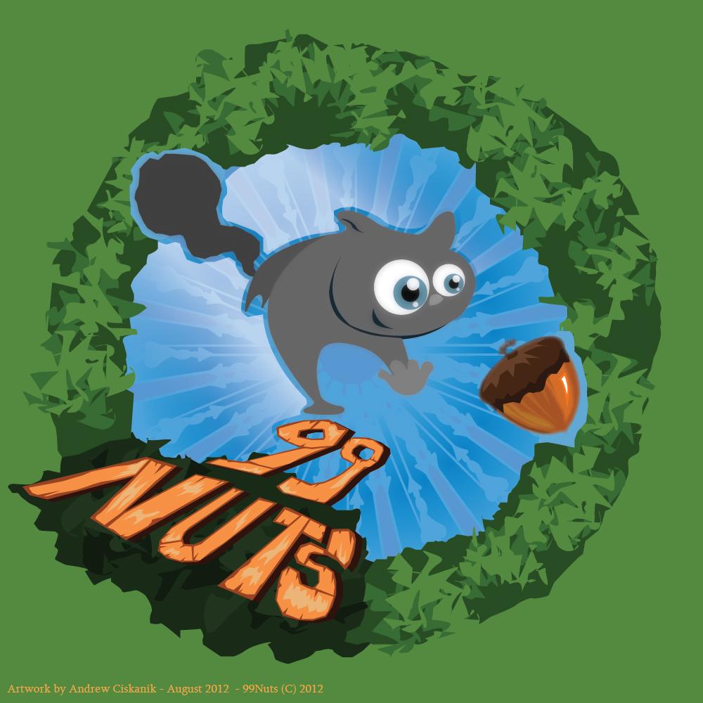 99Nuts Logo