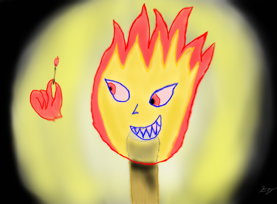 Living Arson