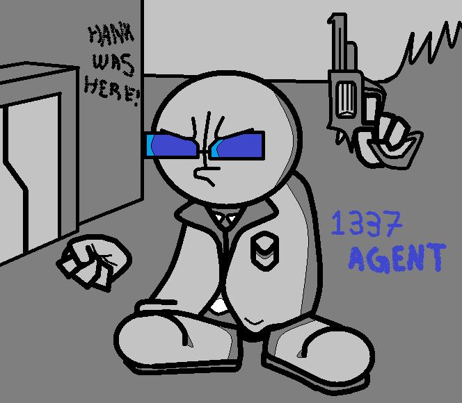 1337 Agent v.4