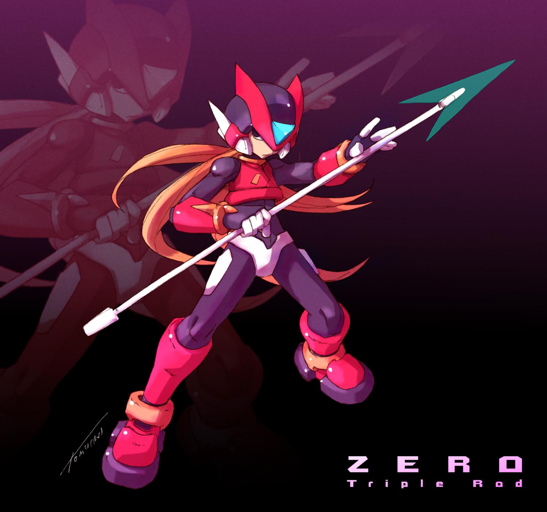Zero Triple Rod