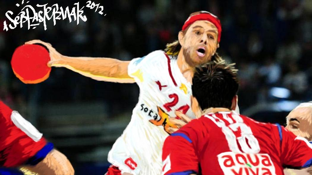 Mikkel handball
