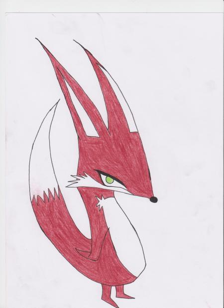 The Red Spikefox