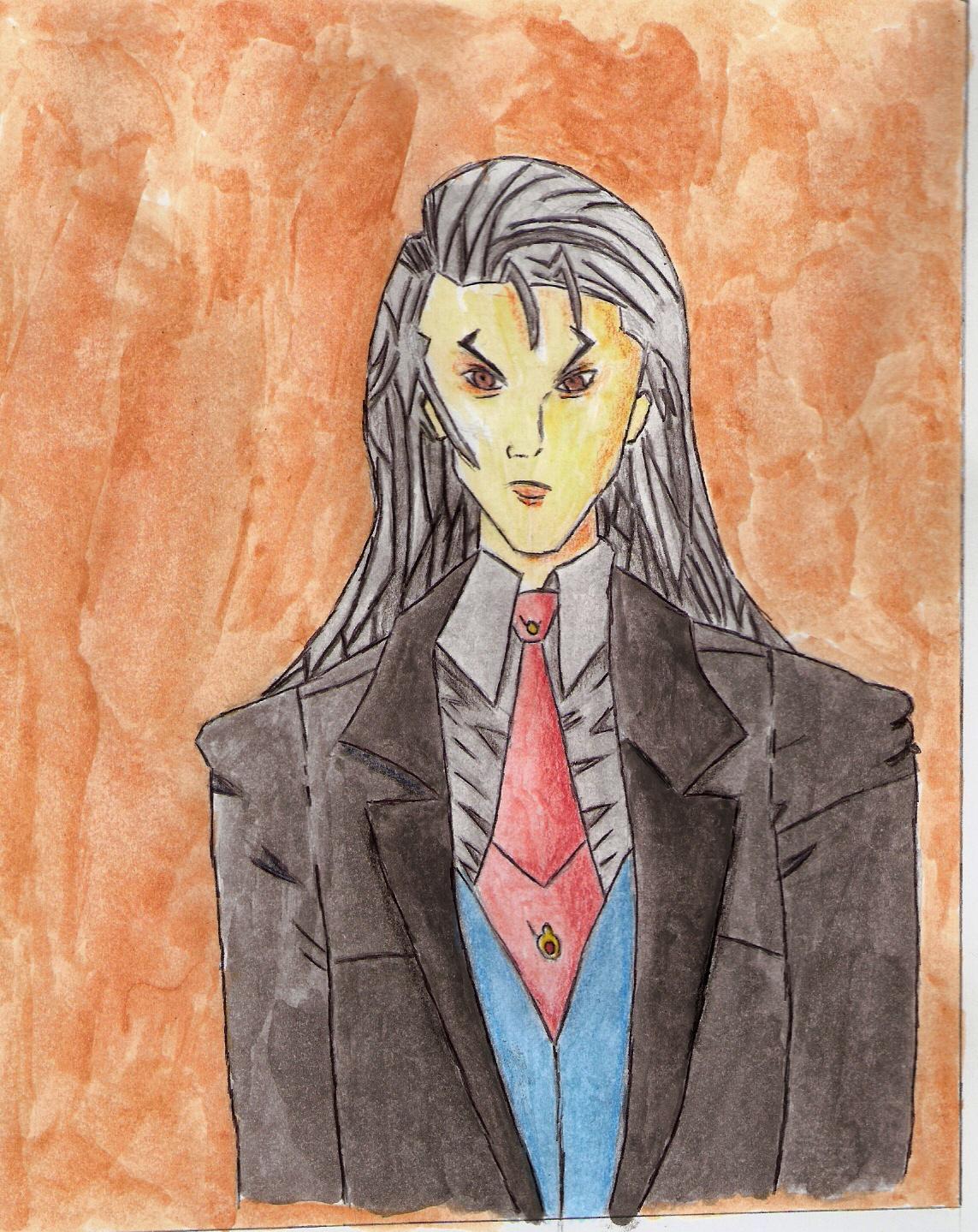 Dracula Mangafied