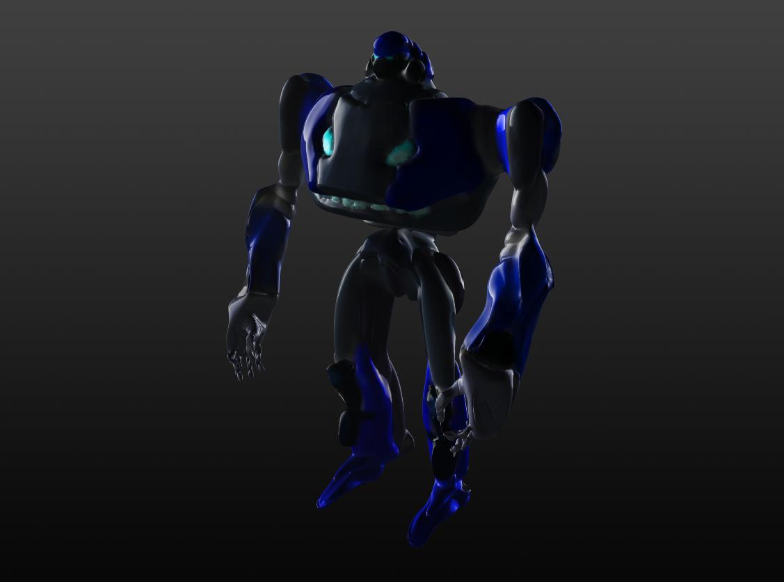 Sculptris robot