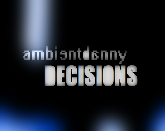 Decisions Cover Photo