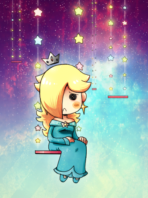 Sad Star Girl