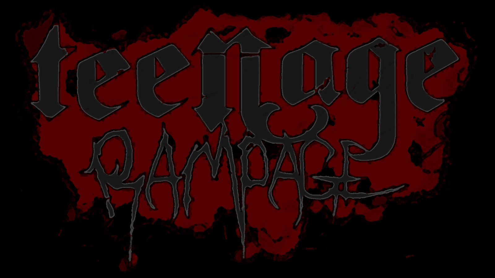 Teenage Rampage LOGO
